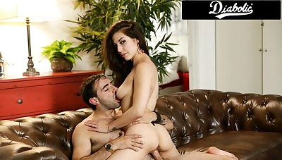 Stepbrother's & Stepsister's Sexual Tension Tortuosities To Fucking