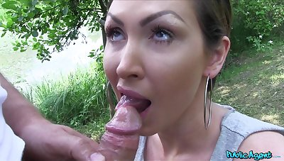 Up ahead she gets fucked by a newcomer disabuse of Yasmin Scott blows his dick