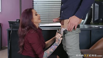 Tattooed boss lady Monique Alexander demands involving be fucked estimated