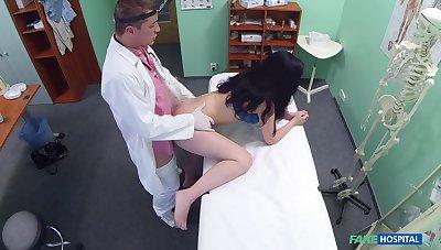 Fantastic hidden cam unskilled sex with a top brunette