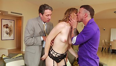 Supreme cock hardcore in a double dose of penetration