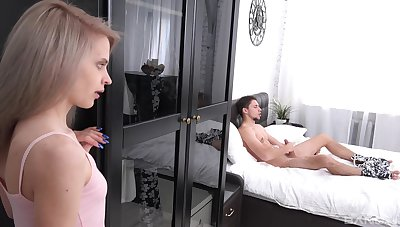 When Herde Wisky spies a forbidden large cock, she is instantly scalding