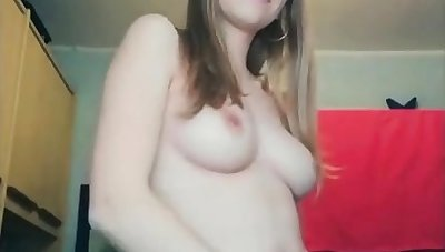 Lovely festival showing her very hairy pussy